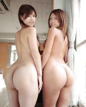 Азиатки с пухлыми жопами 1 фото