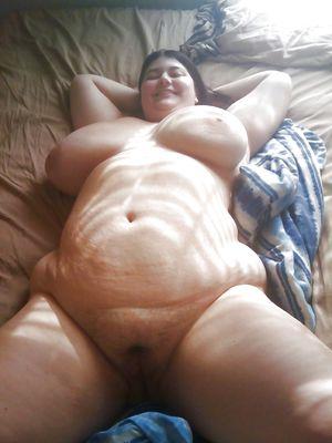 Фото-коллекция толстых телок 9 фото