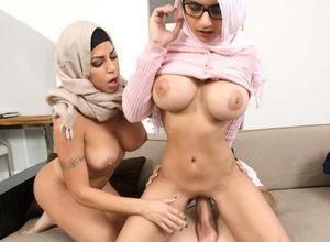 Секс с мусульманками 3 фото