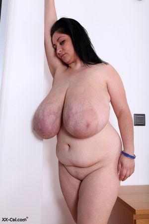 Пухлая баба с обвисшими дойками 15 фото