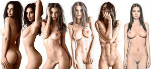 Откровенные фото модели (Эмили Ратажковски) 1 фото