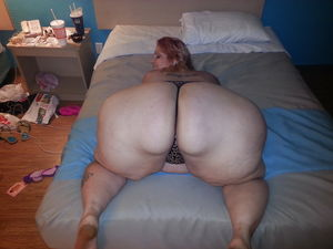 Фото толстой сучки