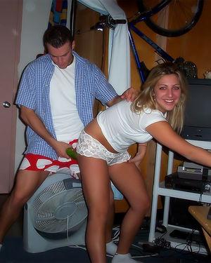 Подборка фоток, где пьяные молодые люди не стесняются своих тел 7 фото