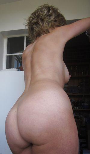 Фотосессия голой бабули с большим задом 2 фото