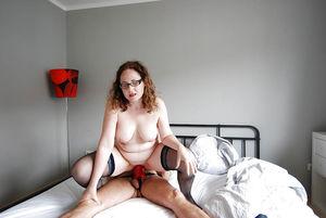Развратная жена из Германии. 11 фото