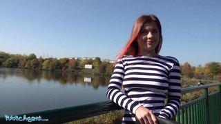 Фейк агент снял русскую красотку Ренату Фокс в Праге